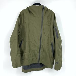 Nike H20 Woven Womens Rain Jacket Cape 683920